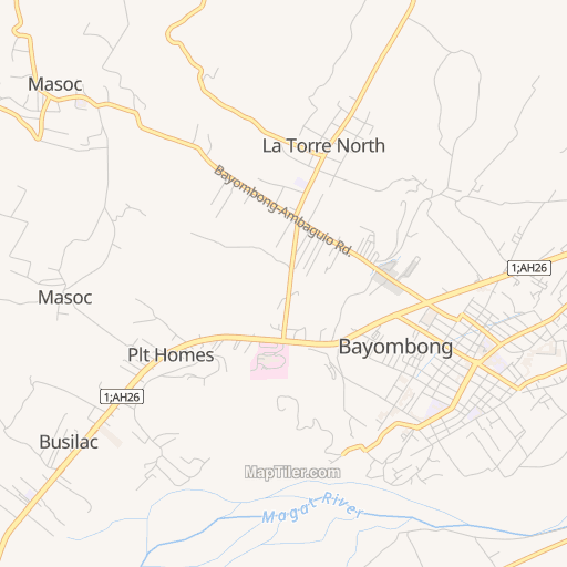 Purple spa bayombong